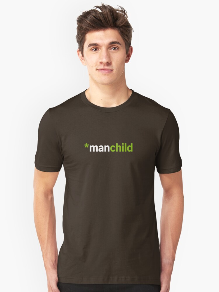manchild by Natalie Tyler