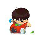 Baby Us: Block Boy by PunchingPandas