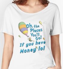 Dr Seuss Women's Relaxed Fit T-Shirt