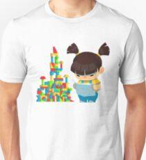 Baby Us: Block Girl T-Shirt
