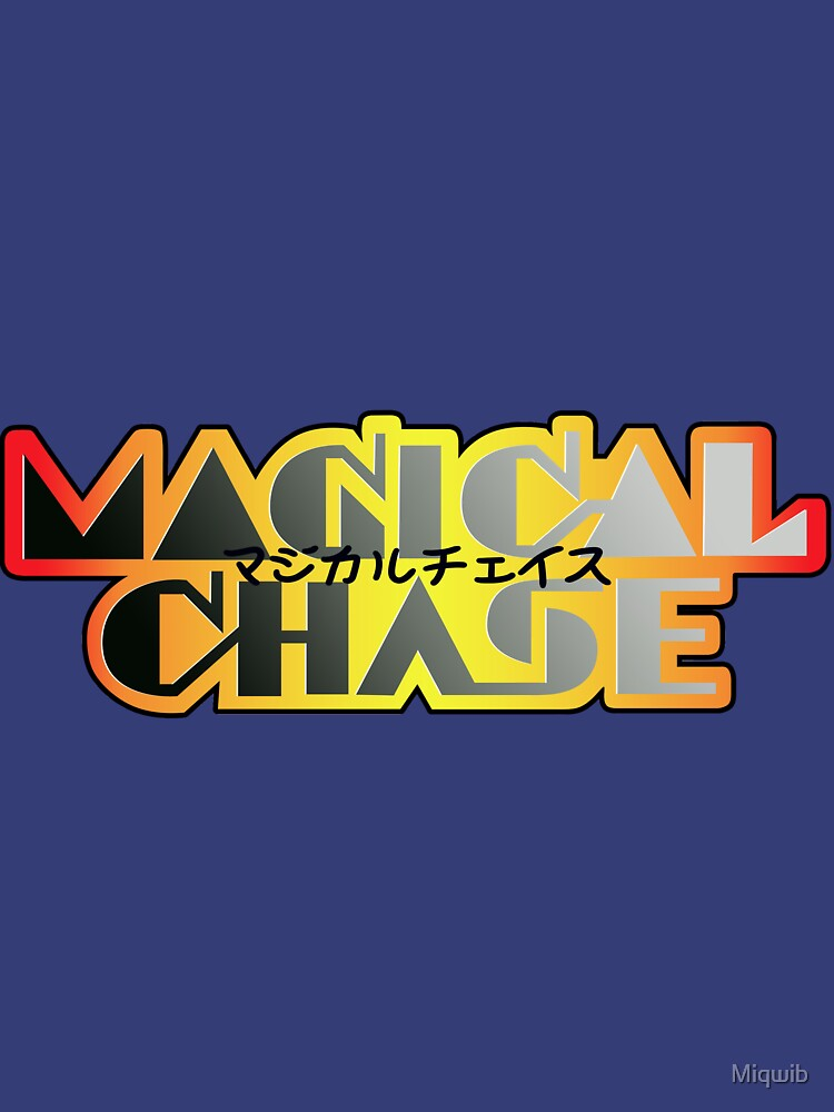 Magical Chase ~ JPN ver. by Miqwib