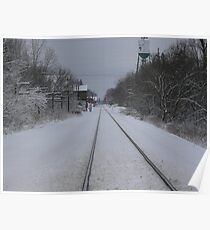 Snows view Poster