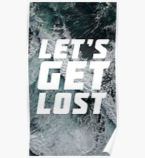 Let's get lost Poster