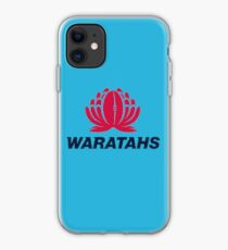 All things NSW Waratahs iPhone Case