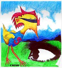 Super Bird Poster