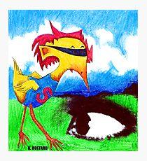 Super Bird Photographic Print