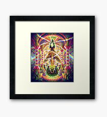Death by Astonishment Framed Print