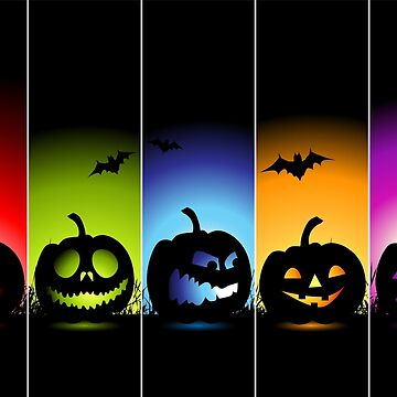 HALLOWEEN COLOR EXPRESSIONS by HAUNTERSDEPOT