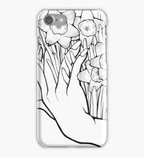 Daffodils in your Hands iPhone Case/Skin