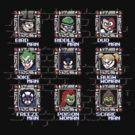 Megabat Asylum by LocoRoboCo