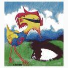 Super Bird by Hoffard