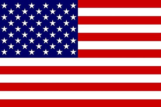 USA Flag by trinketanthing