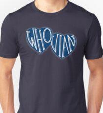 Whovian Hearts Unisex T-Shirt