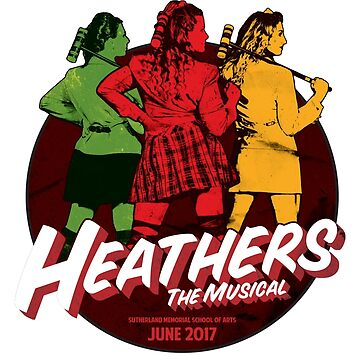 Heathers The Musical MMS 2017  by mrkenney