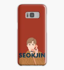 JIN x The Royal Tenenbaums Samsung Galaxy Case/Skin