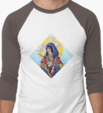 Mystical Magical Man Men's Baseball ¾ T-Shirt