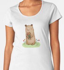 Bear Bouquet Women's Premium T-Shirt