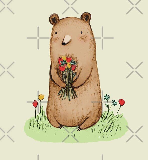 Bear Bouquet by Sophie Corrigan