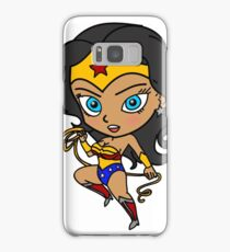 Cute Lasso Girl Samsung Galaxy Case/Skin