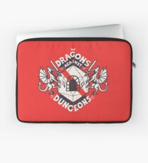 Dragons Against Dungeons Laptop Sleeve