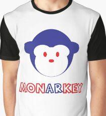 Monarkey Graphic T-Shirt