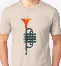 Trompetenblume Unisex T-Shirt