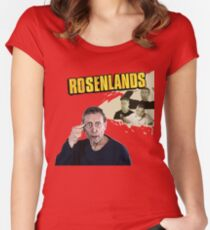Rosenlands Women's Fitted Scoop T-Shirt