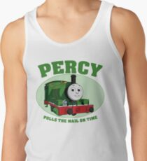 Percy - Pulls The Mail On Time Tank Top