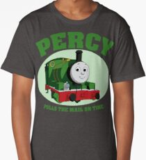 Percy - Pulls The Mail On Time Long T-Shirt