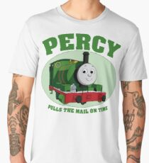 Percy - Pulls The Mail On Time Men's Premium T-Shirt