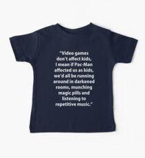 Video Games don't affect Kids Kids Clothes