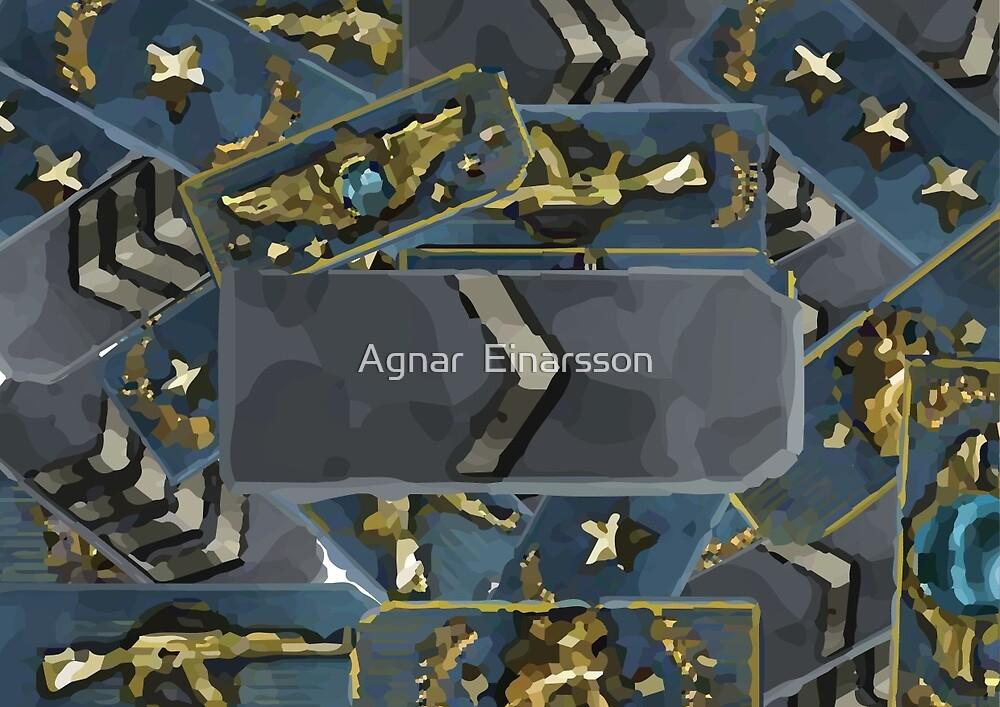 Rankmash Silver 1 by Agnar  Einarsson