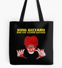 king gizzard and the lizard wizard Tote Bag