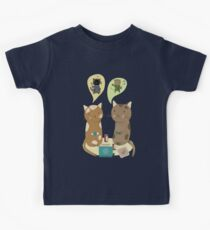 Geek Cats  Kids Clothes