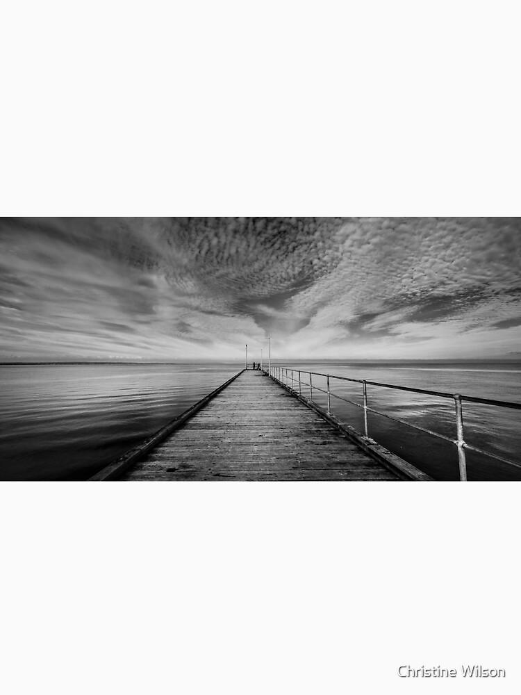 Mordialloc Pier II by Maiden