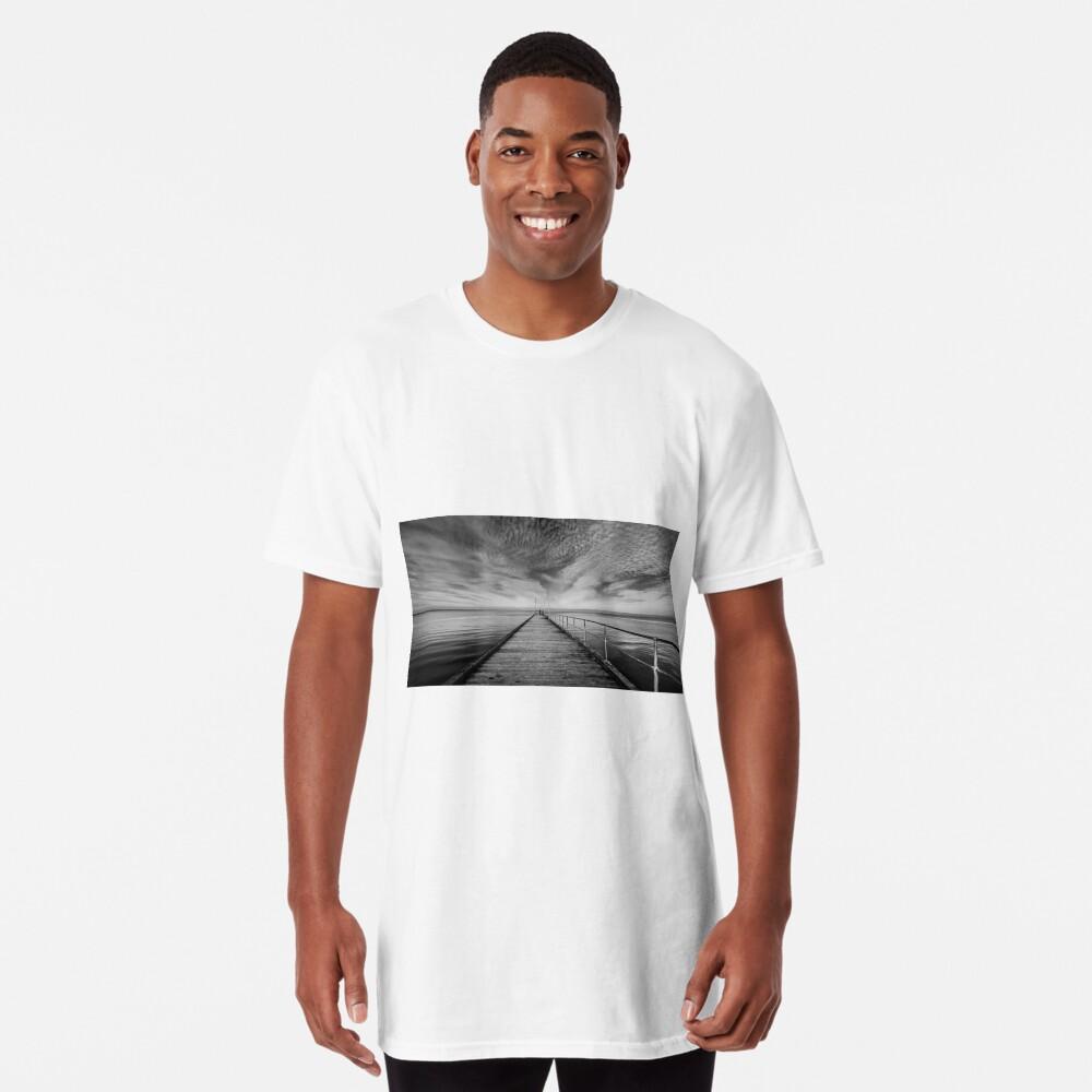 Mordialloc Pier II Long T-Shirt Front