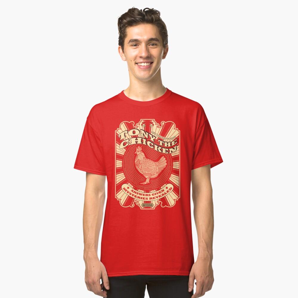 Tony The Chicken Classic T-Shirt