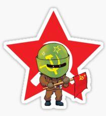 Comrade Tachanka Sticker