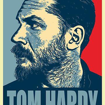 Tom Hardy by tamaratowner