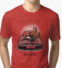 Mindhorn Fight The Crime Tri-blend T-Shirt