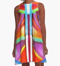 YODA A-Line Dress