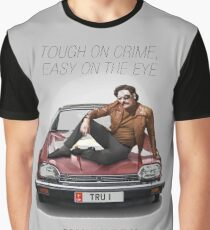 Mindhorn Fight The Crime Graphic T-Shirt