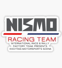 Nismo Racing Team Sticker