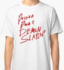 passion demon slayin Classic T-Shirt