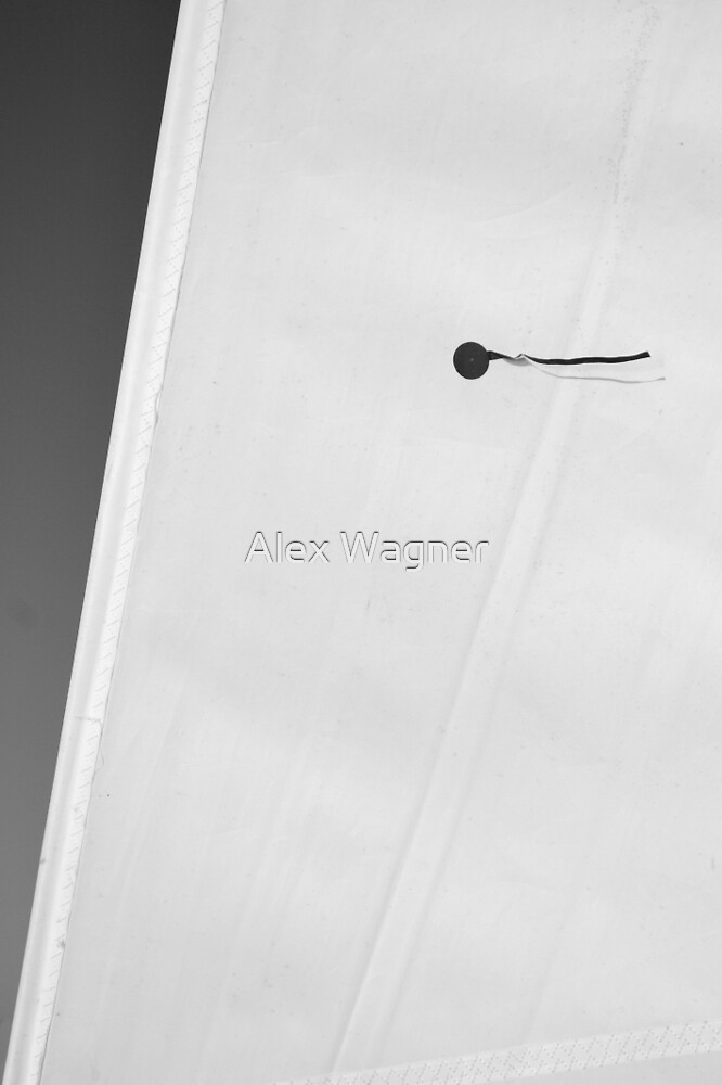 B&W Sails #5 by Alex Wagner
