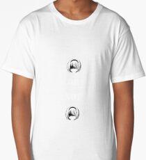 Camiseta larga Nier Automata 2B o no 2B