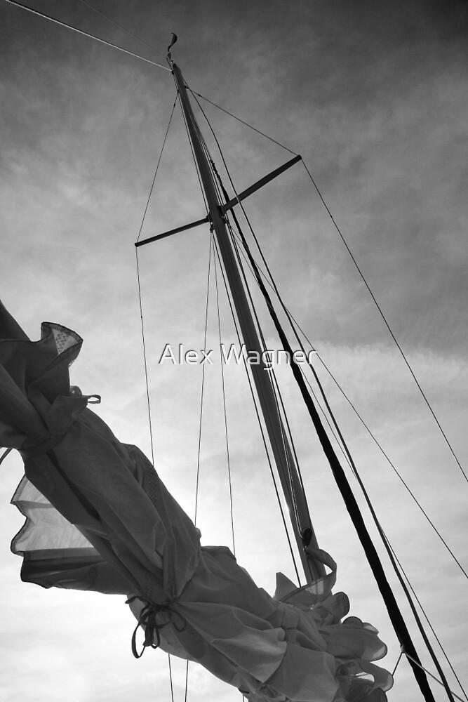 B&W Sails #3 by Alex Wagner