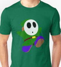 Green Shy Guy T-Shirt