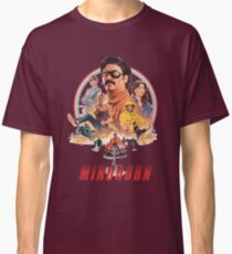 Mindhorn The Man Who Always Tell The Truth Classic T-Shirt
