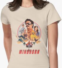 Mindhorn The Man Who Always Tell The Truth Womens Fitted T-Shirt